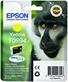 Epson T089 Stylus Ink Cartridge - Yellow