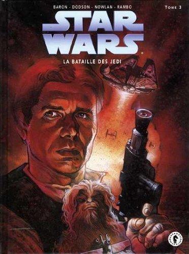 Star wars, la bataille des jedi, tome 3