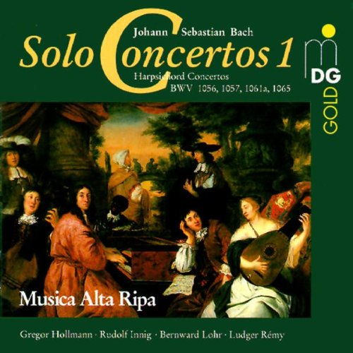 Solokonzerte Vol. 1