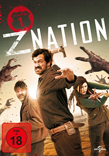 Z Nation - Staffel 1 [4 DVDs] -