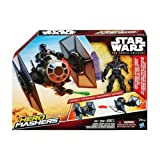 Star Wars Mashers With Tie Fighter Vehicle