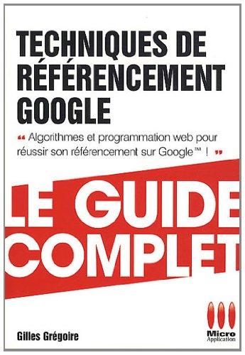 Techniques de référencement Google