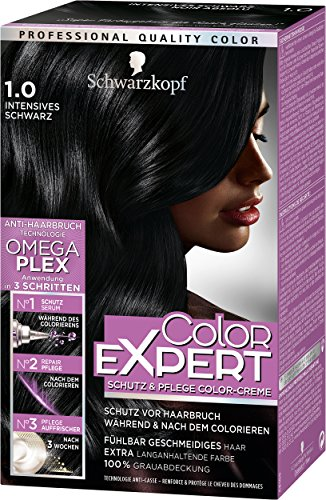 Schwarzkopf Color Expert Intensiv-Pflege Color-Creme, 1.0 Intensives