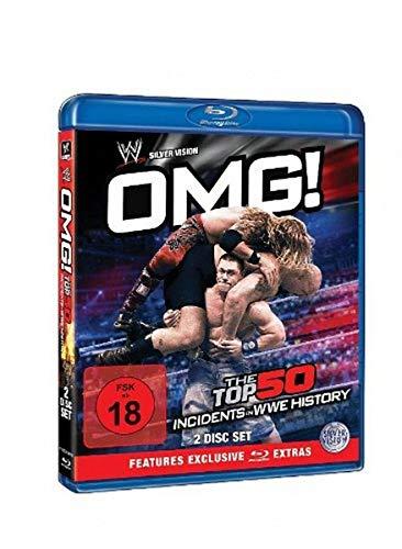 OMG! Die Top der größten Zwischenfälle der WWE-Geschichte [Blu-ray]