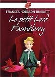 Telecharger Livres Le petit lord Fauntleroy (PDF,EPUB,MOBI) gratuits en Francaise