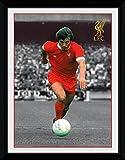 GB eye Liverpool FC Legends Keegan Framed Photograph,16x12 inches