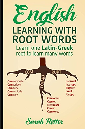 Pdf download english learning with root words learn one latin pdf download english learning with root words learn one latin greek root to learn many words boost your english vocabulary with latin and greek roots fandeluxe Image collections
