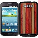 Hülle für Samsung Galaxy Win GT-I8552 - Holz by Warp9