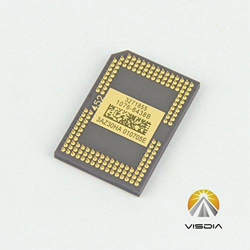 Neueste Generation DLP Projektor DMD Chip 1076-6438B 1076-6439b 1076-643ab Ersatz für 1076-6038B 1076-6039b 1076-6138b 1076-6139b 1076-6339b (Dlp-chip)