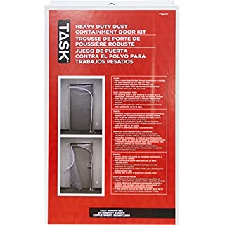 Task Tools T74517 QSR Dust Containment Door Kit for Quick Support Rods by Task Tools
