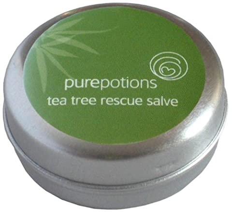 Pure Potions Tea Tree Rescue Salve – Suitable For Use