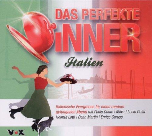 Preisvergleich Produktbild Das Perfekte Dinner Italien