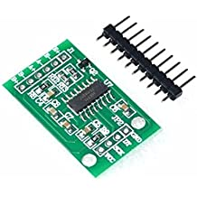 HX711 Weighing Pressure Sensor Dual-channel 24 Bit Precision AD Module Load Cell For Arduino