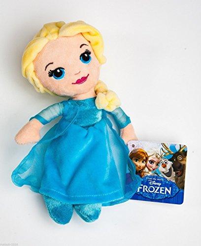 Disney Frozen Elsa & und Anna Puppen Plüschtiere