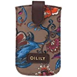 Oilily Sea of Flowers Smartphone Pull Case - Bronze