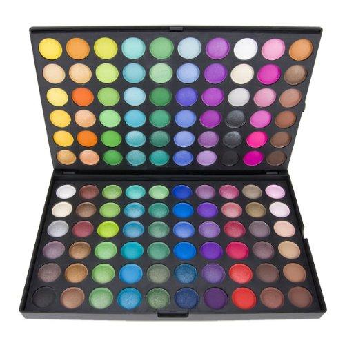 Blush Professional Palette de fard à paupières 120 couleurs