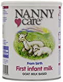 Nanny Care Goat Infant Milk Powder 900g (Pack of 2)
