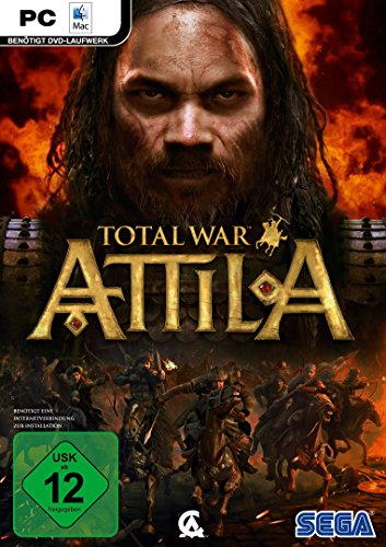 Total War: Attila 512 Mb Duo
