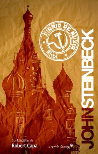 Diario de Rusia (Entrelíneas) por John Steinbeck