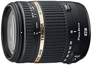 Tamron AF 18-270mm f/3.5-6.3 Di II VC PZD LD Aspherical IF Macro Zoom Lens with Built in Motor for Canon DSLR Cameras