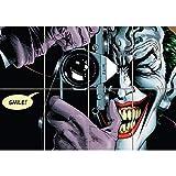 JOKER BATMAN THE KILLING JOKE GIANT WALL ART PRINT POSTER PLAKAT DRUCK PICTURE G992