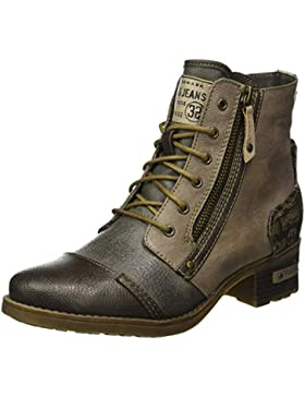 Mustang Damen 1229-502-365 Combat Boots