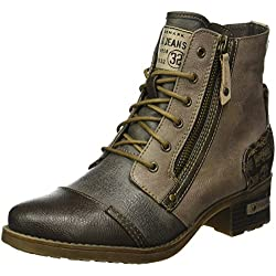 Mustang Women's 1229-502 Ankle Boots - 51DwkFTtFXL - Mustang Women's 1229-502-365 Ankle Boots