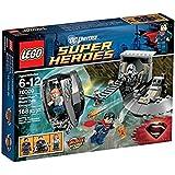 LEGO - A1303327 - L'évasion de Black Zéro - Superman