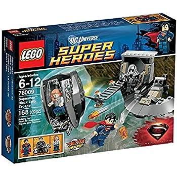 Lego® Super Heroes Set 76003 Superman Battle of Smallville 5 Minifigures Retired