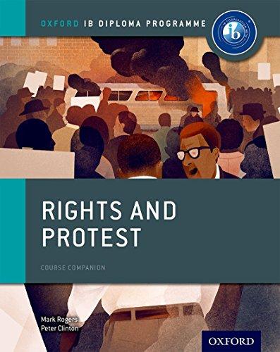 Oxford IB Diploma Programme: Ib course book: history. Rights & protest. Per le Scuole superiori. Con espansione online
