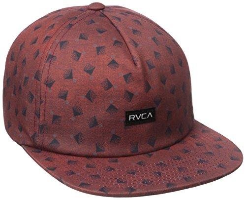 rvca-mens-partical-five-panel-hat-carbon-one-size
