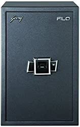 Godrej Filo Biometric 55 Electronic Safe (Black)