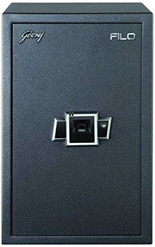 Godrej Filo Biometric 55 Electronic Safe (Black)