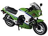1985 Kawasaki GPZ900R A2 Ninja Bike Motorrad 1:12 Model Kit Bausatz Aoshima 053973