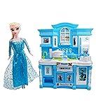 Best Barbie Kitchen Playsets - Frozen Barbie World Dream House Kitchen Set Review