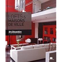 Lofts & maisons de ville (Poche Art & Décoration)