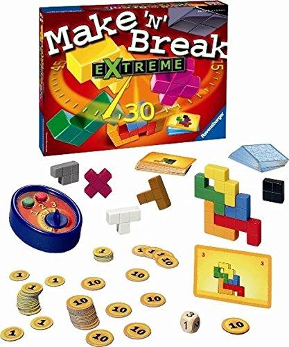 Ravensburger 264995 – Make N Break Extreme, Jeu