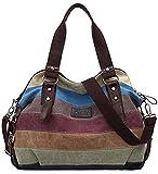5-coofit-moda-borse-donna-tela-multi-colore-style-tote-bag-borsa-a-tracolla-due-cinghie