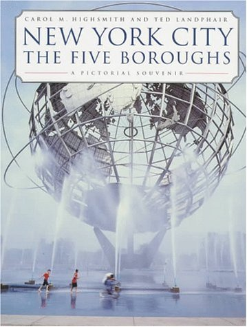 New York City: The Five Boroughs: A Pictorial Souvenir by Carol Highsmith (1997-08-19)