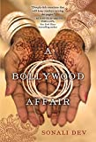 Front cover for the book A Bollywood Affair by Sonali Dev
