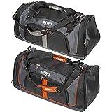 Gewo Sporttasche Style, St, schwarz/orange