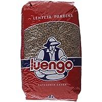Luengo - Lenteja Pardina En Paquetes De 1 Kg - [pack de 5]