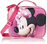 Cerdá-2100002267 Minnie Zaini, Borse e Cartoleria, Colore (Multicolor), 23 cm, 2100002267