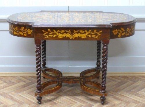 LouisXV Beistelltisch Tisch Barock Rokoko AntikStyl LaTa069402/12 antik Stil Massivholz. Replizierte...