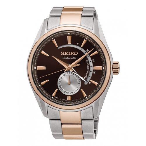 seiko-steel-bicolor-hommes-presage-ssa308j1-indicateur-de-rserve
