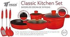 Amazon.es: Thulos - Sartenes y ollas / Menaje de cocina ...