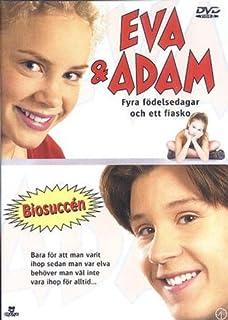 DVD SCHWEDISCH: Eva & Adam - Fyra Födelsedagar Och Ett Fiasko