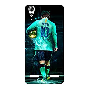 UNICOVERS Player 10s Back Case Cover for Lenovo A6000 Plus