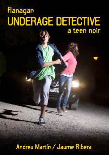 Flanagan, Underage Detective por Jaume Ribera