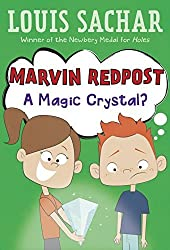 Marvin Redpost #8: A Magic Crystal? (Stepping Stone Books) by Louis Sachar (2015-08-04)